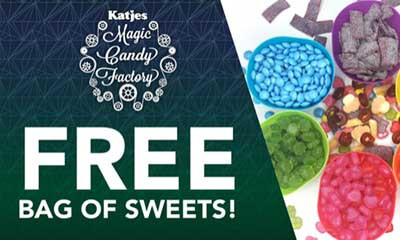 Free Magic Candy Sweets