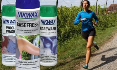 Free Nikwax Footwear Cleaning Wash