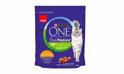 Free Purina ONE Dual Nature Cat Food