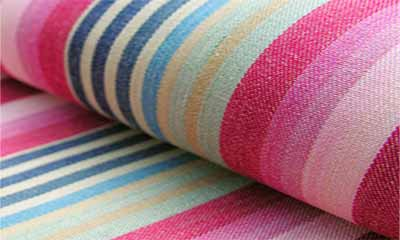 Free Striped Fabric Samples