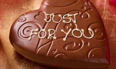 Free Thorntons Chocolate Heart – 4,000 A Day