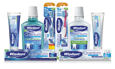 Free Wisdom Toothbrushes