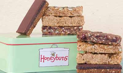 Win a Tin of Honeybuns Cakes