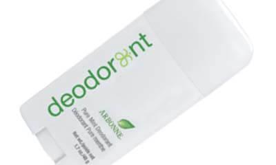 Free Arbonne Pure Mint Deodorant