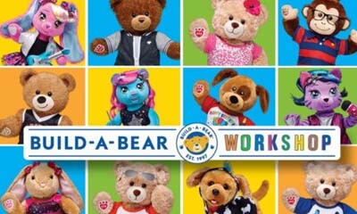 Free Build a Bear Toys