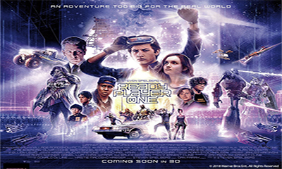 Free Cinema Tickets to see Ready Player One