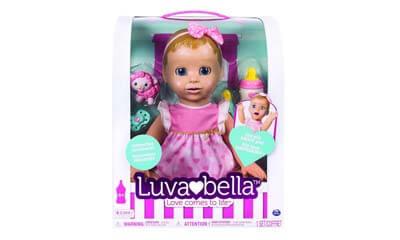 Free Luvabella Toy