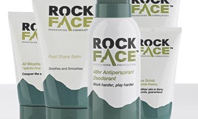 Free Rockface Deodorant