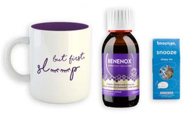 Free Sleep Detox Kit