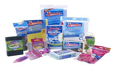 Free Spontex Cleaning Sponges