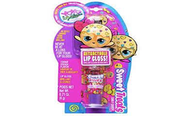 Free Yoyo Lip Gloss