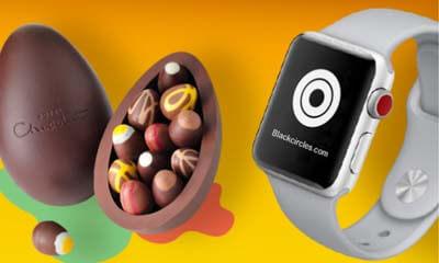 Win Hotel Chocolat & Apple Watches
