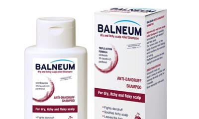 Free Balneum Dry and Itchy Scalp Shampoo