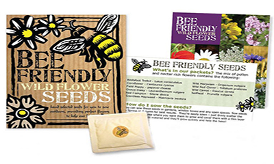 Free Bee Friendly Seeds