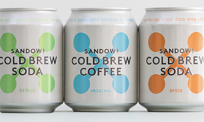 Free Cases of Cold Brew Soda