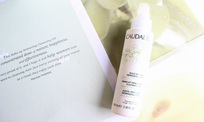 Free Caudalie Make Up Removing Cleansing Oil