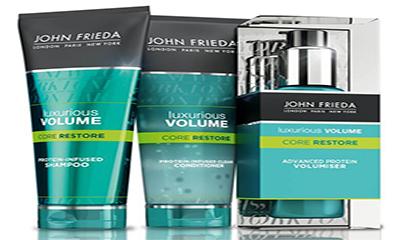 Free John Frieda Collection