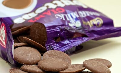 Free Pack of Cadbury Giant Buttons