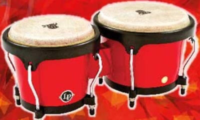 Free Pair of Bongo Drums