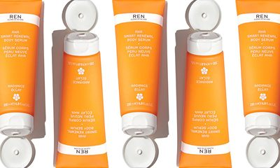 Free REN AHA Smart Renewal Body Serum