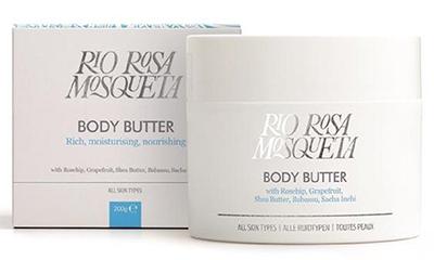 Free Rio Rosa Body Butter