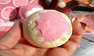 Free Soap & Glory Bath Bomb