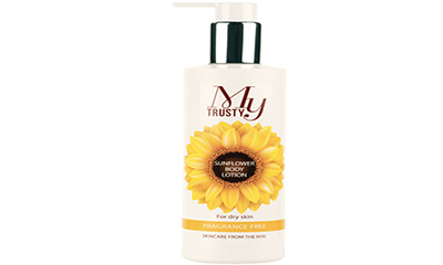 Free Sunflower Body Lotion