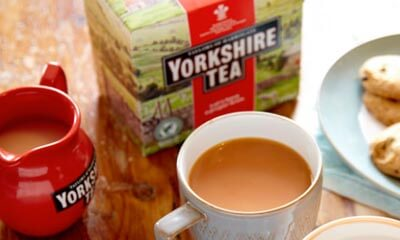 Free Yorkshire Tea on your Birthday