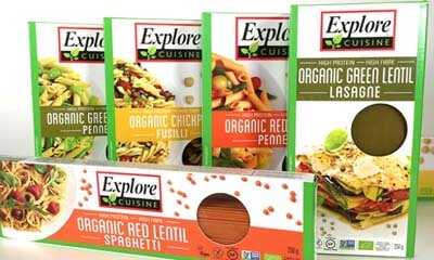 Win a Bag Full of Explore Cuisine Pasta