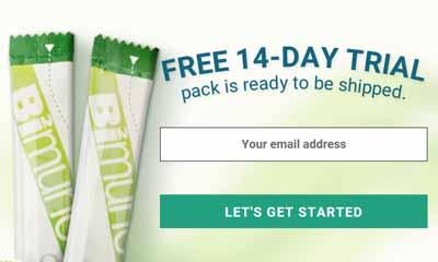 Free Bimuno 14-Day Health Pack