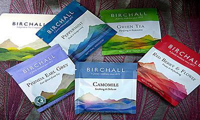 Free Birchall Herbal Tea