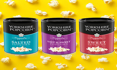 Free Bundle of Popcorn & Other Cooking Goodies