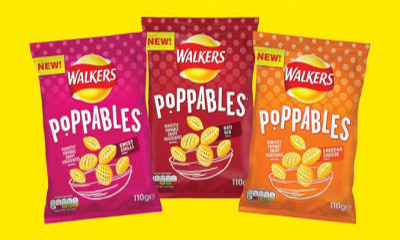 Free Pack of Walkers Poppables