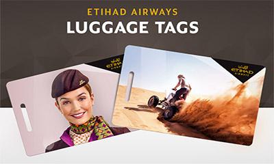 Free Personalised Luggage Tag