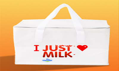 Free Picnic Cool Bag from Just Milk