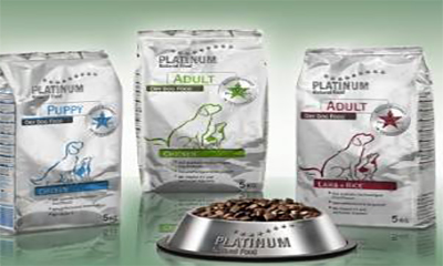 Free Platinum Dog Food