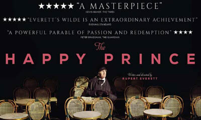 Free Preview Screenings Tickets for The Happy Prince