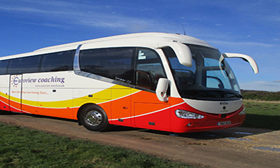 Free Return Coach Trip (Worth Up To £20)