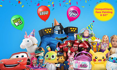 Free Smyths Toys LEGO Goody Bag