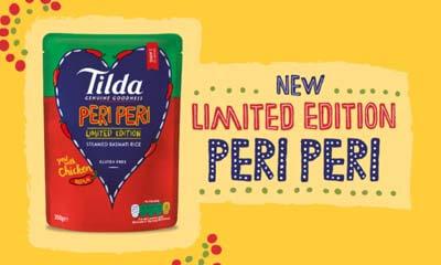 Free Tilda Peri Peri Rice