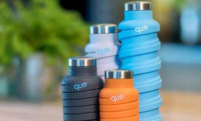 Free Travel Water Bottle