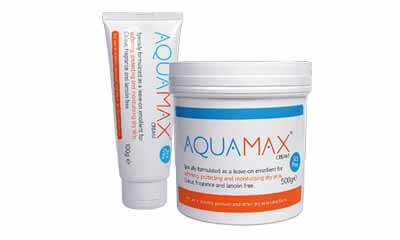 Free Tube of Aquamax Cream