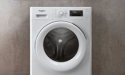 Free Whirlpool FreshCare 9kg Washing Machine