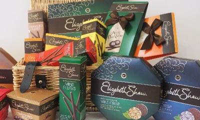 Win an Elizabeth Shaw Chocolate Biscuits Bundle