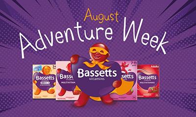 Free Bassetts Vitamins Packs