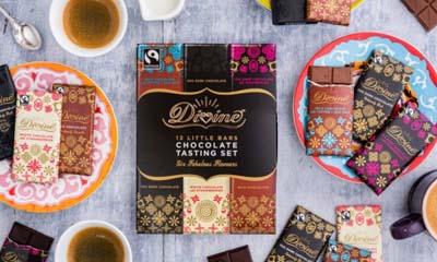 Free Divine Chocolate Hamper