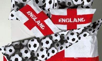 Free England Duvet Cover Set