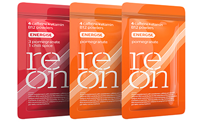 Free Flavoured Energy Shot from REON (worth £3) – 25,000 to giveaway!