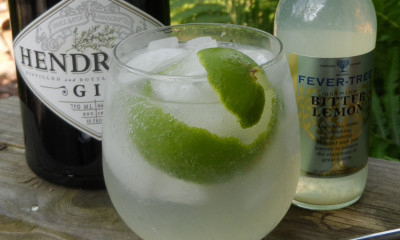Free Hendrick's Gin & Tonic