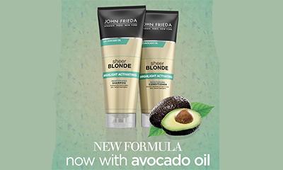 Free John Frieda Highlight Activating Shampoo